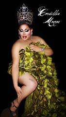 Cordillia Monroe (yourborneo) Tags: city gay green oklahoma tattoo drag mac lashes transformation curves makeup wig glam sultry dragqueen okc eyeshadow vignette heavymakeup maccosmetics brows glamourous gaycommunity