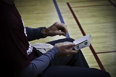 IMG_1239 (Cory Czyzyk) Tags: girls red basketball football big coach mac sitting yum maroon napkin watch mcdonalds fries phs courts ua quater pounder