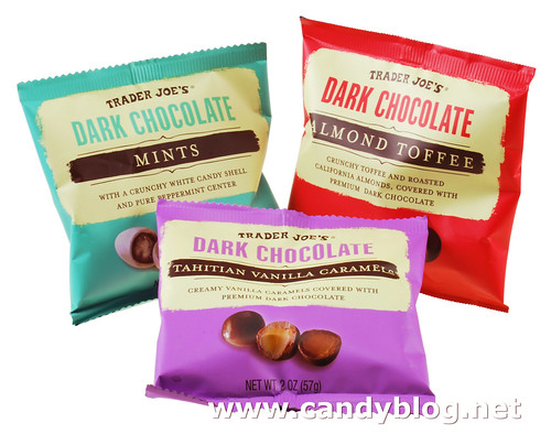 Trader Joe's Dark Chocolate Covered Things