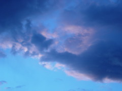 Magnificent (debdivya) Tags: blue sunset nature clouds atmosphere magnificent lastlight naturesfinest debdivya