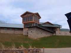 reception center at bull shoals