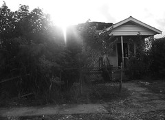 9th ward house - bw2