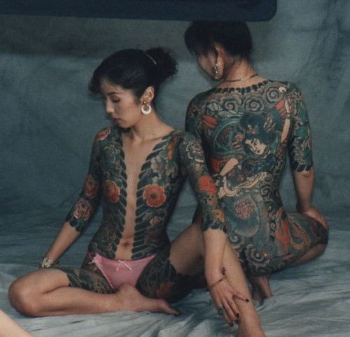 A well executed Japanes tattoo (Horimono or Irezumi) is without peer in