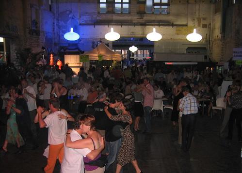 GentseFeesten: Tango in vismijn