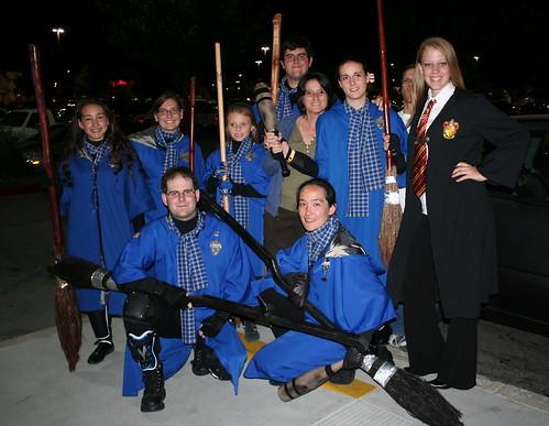 Ravenclaw Quidditch Team 017