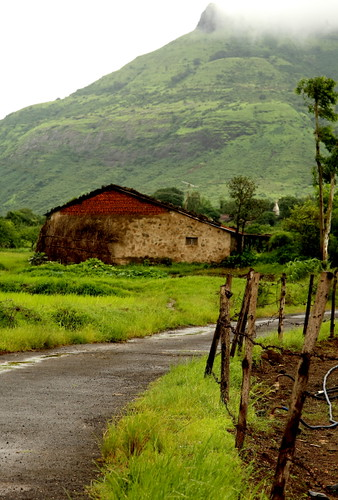 gaurded roads...