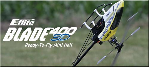 Blade 400 3D RTF Electric Mini Heli