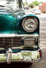 56 Chevy - by *Ann Gordon