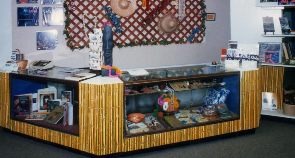 Miehana Tiki Museum Boutiki Shop 1996