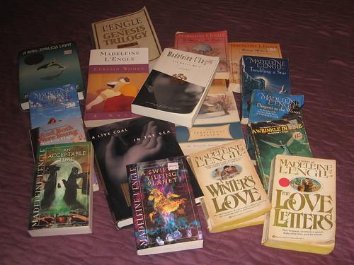 l'engle books