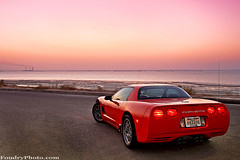 Corvette Z06 Sunset (A.alFoudry) Tags: street light sunset red sea black car sport canon eos lights purple dusk tripod full motors filter frame 5d motor kuwait usm fullframe filters corvette ef 1740mm canonef1740mmf4lusm kuwaiti q8 z06 abdullah cokin f4l zo6 canoneos5d kuw q80 xnuzha alfoudry abdullahalfoudry foudryphotocom kvwc kuwaitvoluntaryworkcenter