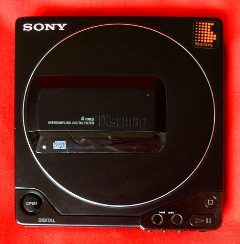 my sony 250 CD player