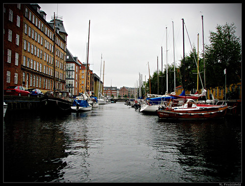 boats of copenhague