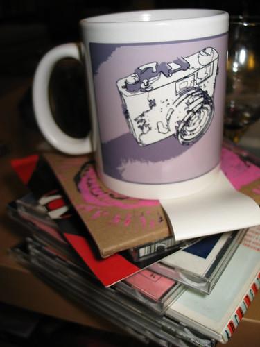 Cameraholic mug