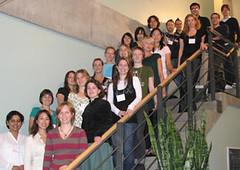 School of Journalism class of 2009