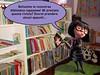 Edna Mode alla libreria delle bimbe