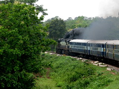 Smoking is not banned in Indian Railways (Jay fotografia) Tags: castlerock indianrailways kjm irfca wdg3a