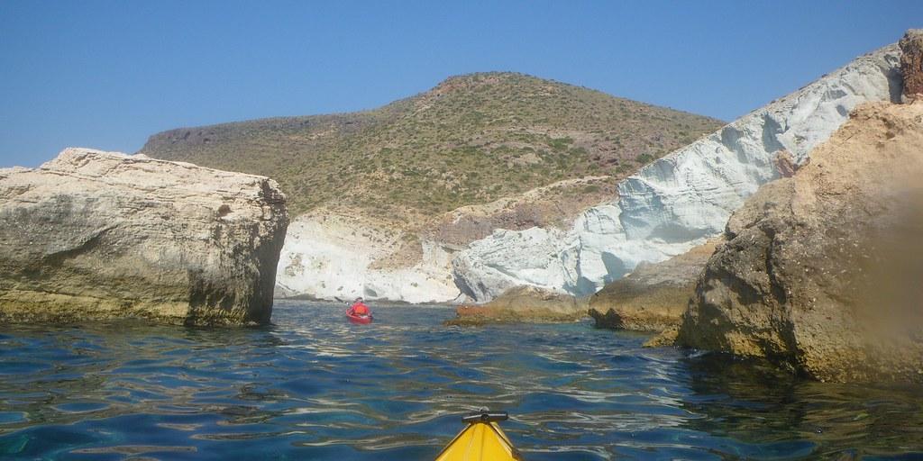 Cabo de Gata en kayak 367