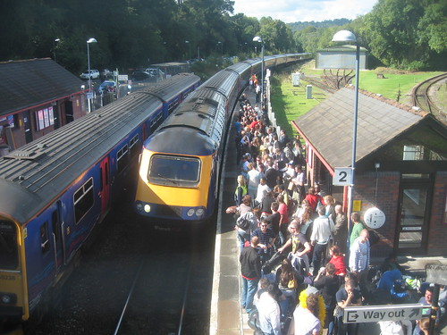 Private Carriages and Large Group Travel on Scheduled Trains