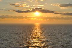heaven's highway (elias eerikainen) Tags: ocean sunset sea summer sky sun lake water finland
