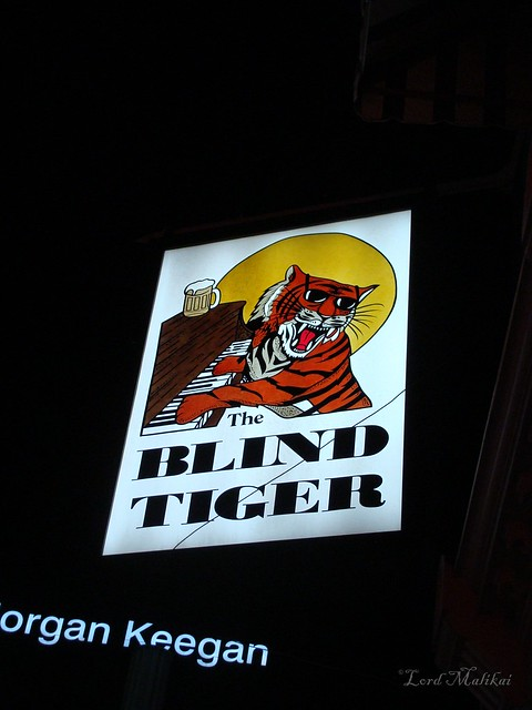 The Blind Tiger DSC06776 by The Devil U Know