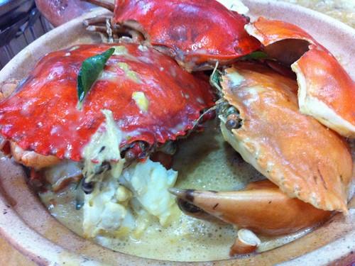 Lala Chong Crab