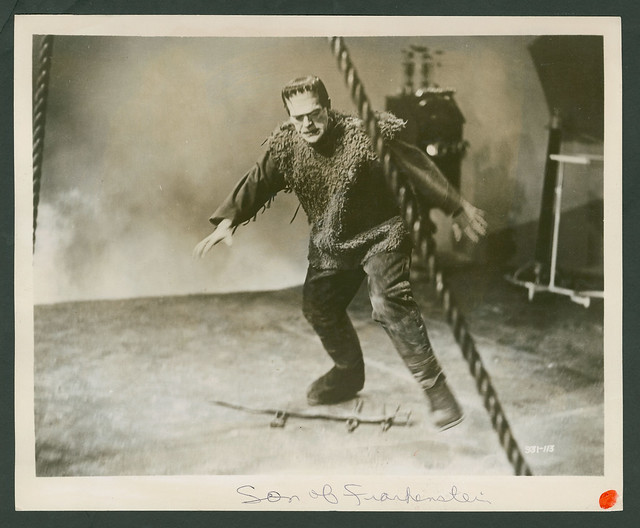 Son of Frankenstein (Universal, 1939) 9