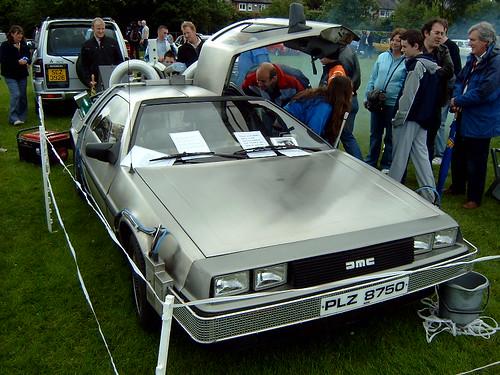 DeLorean DMC12 Back To The