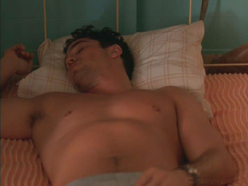 Dean cain shirtless