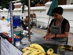 Banana sweets