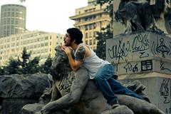 Natural (fabiogiolito) Tags: man guy monumento fernando homem estátua