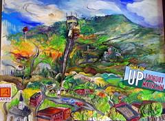 Lookout Mountain 3D art