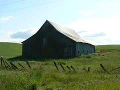 Barn in Eastern Washington