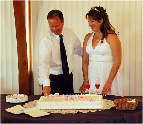 2007 Cutting of the cake
