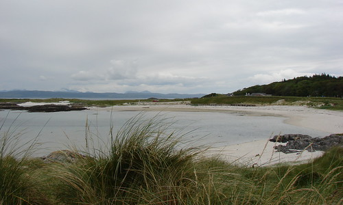 Camas Rhuba a' Mhurain Beach