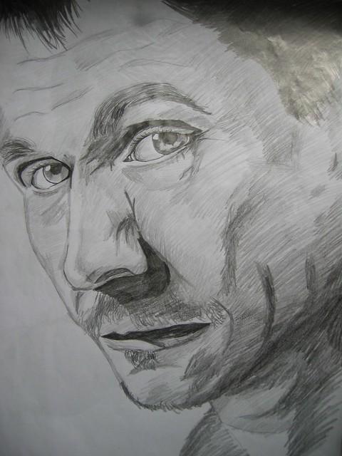 Gary Oldman by Just Juls^