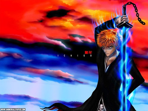 Anime Bleach Nice and cool bleach wallpaper