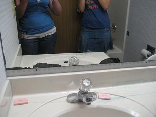 nasty mirror