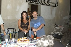 Vidi aundi spari !!!! (Darkanoid) Tags: summer bbq barbeque margherita 2007 vincenzo compleannomargherita