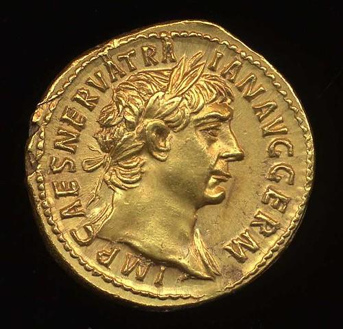 Aureo di Traiano