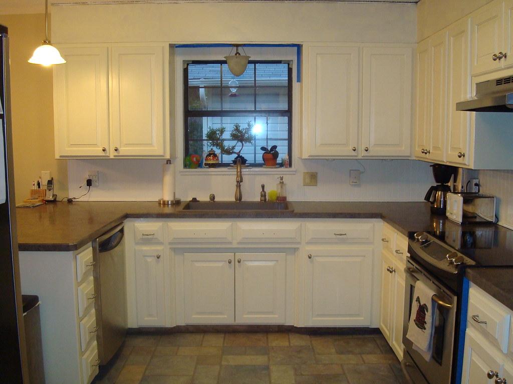 Carpenter Kitchen--After--sink view