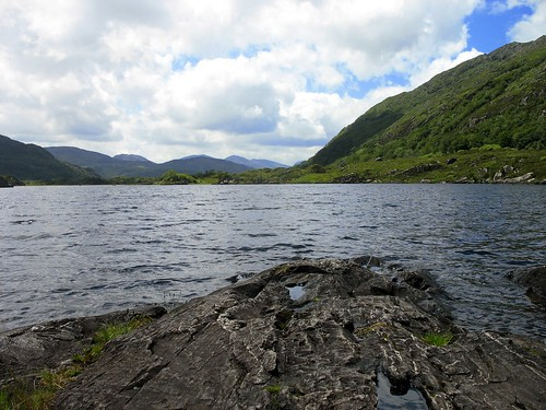 Lake on the Ring of Kerry