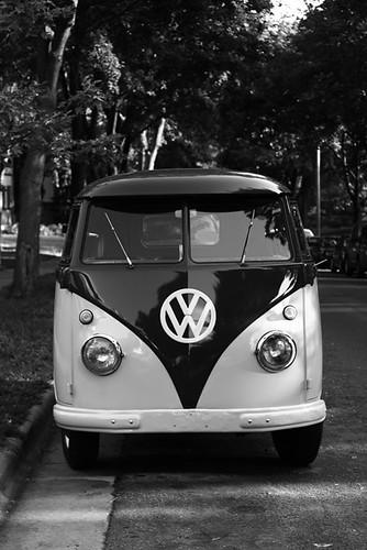 VW Van 3688