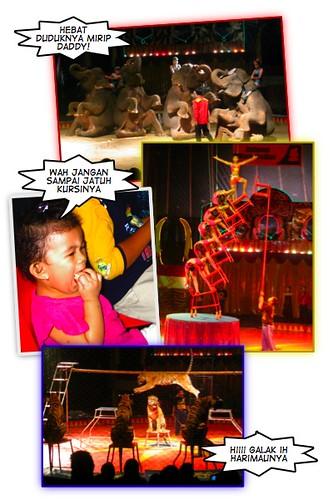 Sirkus di Bintaro