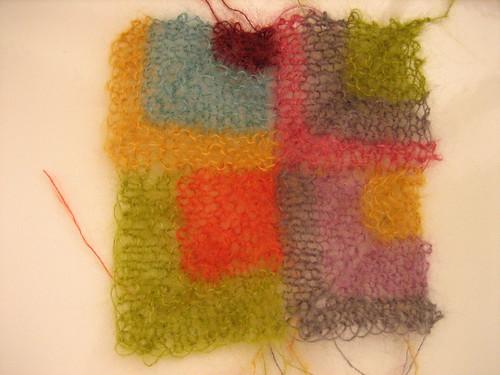Modern quilt wrap 1234 a