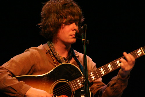 Fionn Regan, Chicago, September 24 2007