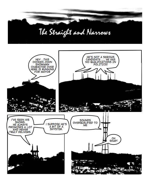 The Straight and Narrows 2