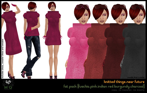 [MG fashion] knitted things collection.near future.fatpack02