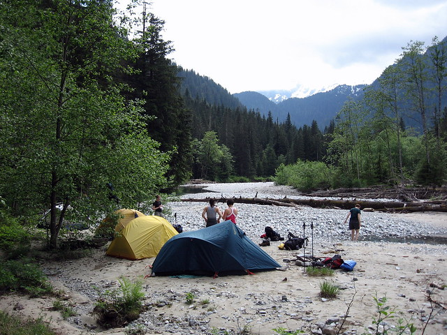 Gold Creek Campsite