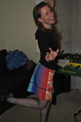 roygbiv skirt3506